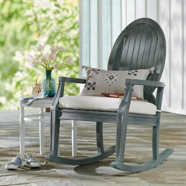 Grandin Road Avesta Rocking Chair