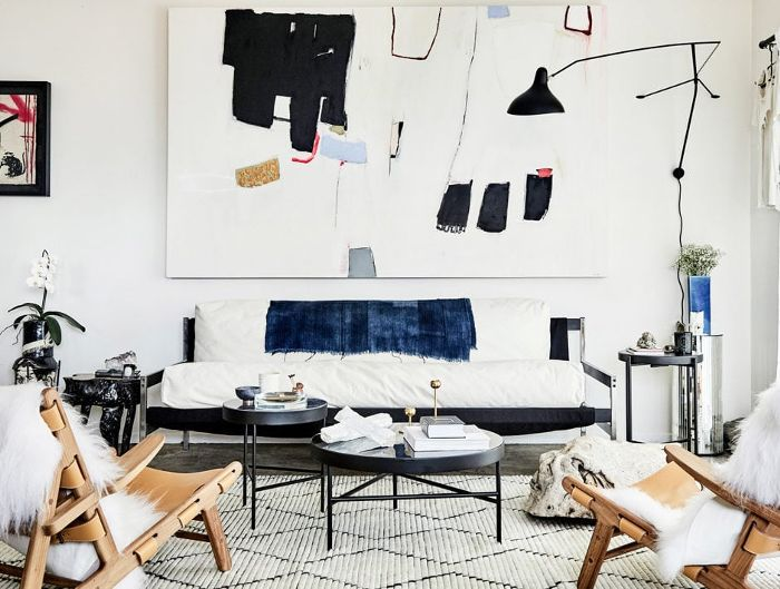 Home Basics Everyone Forgets to Buy: Large Art
