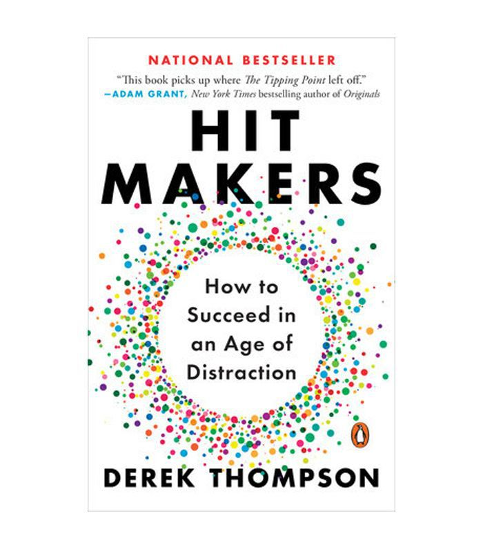 Hit Makers: How to Succeed in an Age of Distraction by Derek Thompson