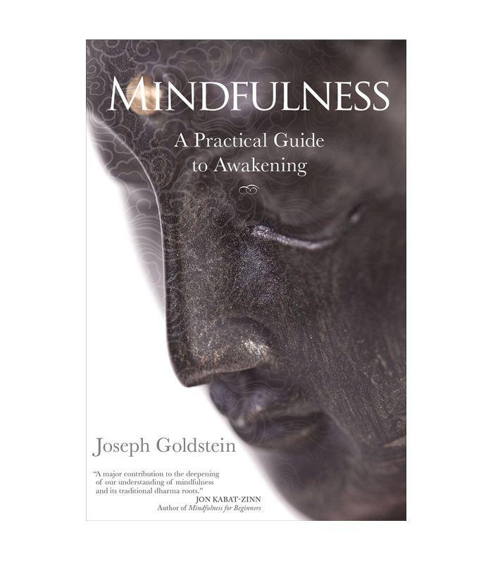 Mindfulness: una guía práctica para el despertar por Joseph Goldstein