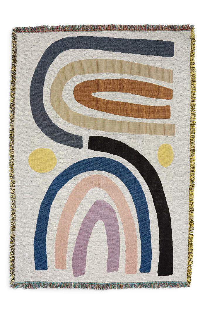 Slowdown Studio Perry Throw Blanket