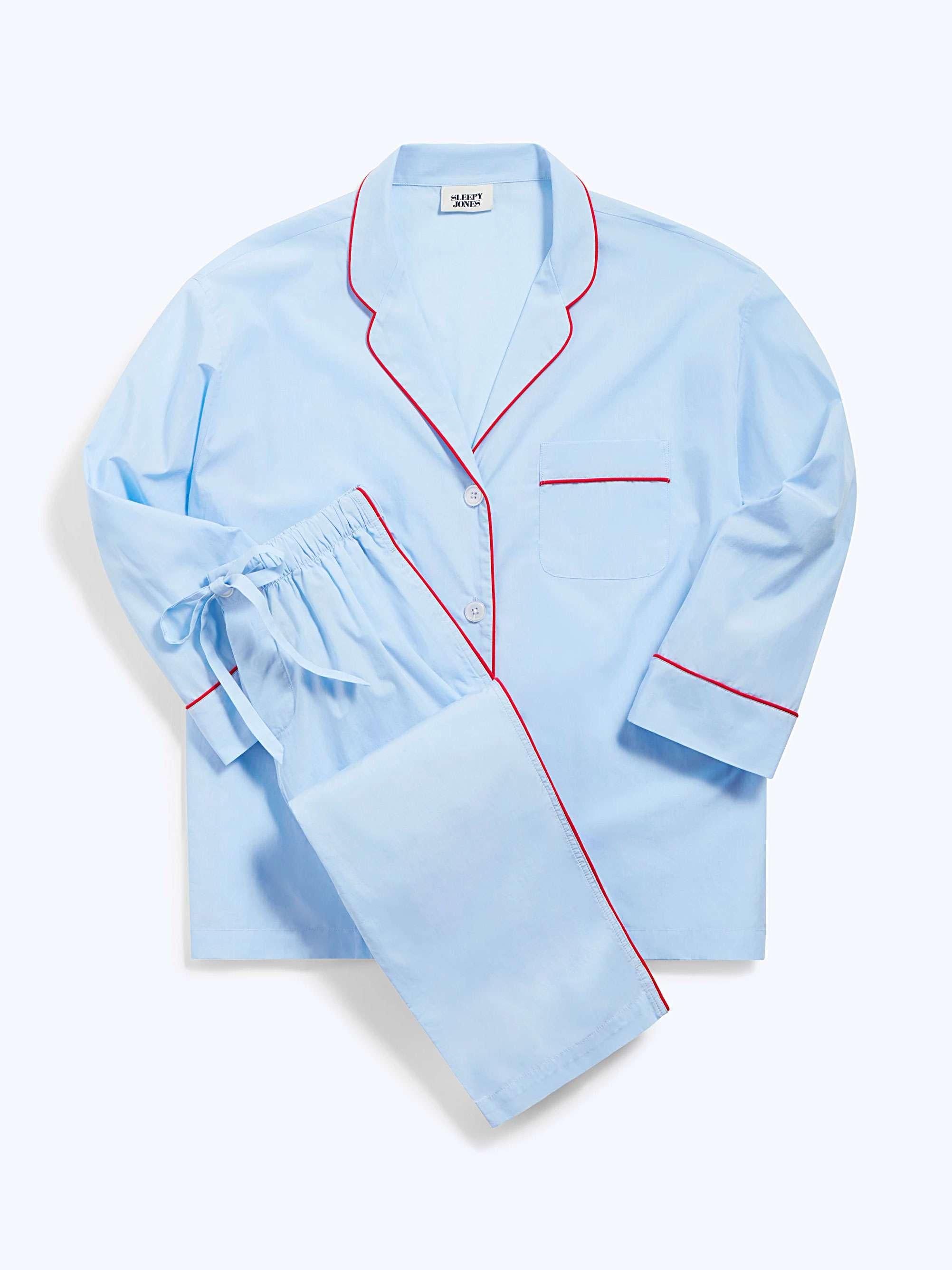 sleepy jones marina pajamas set