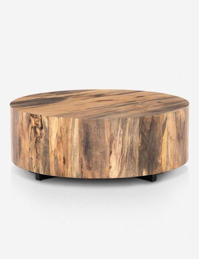 Boni Round Coffee Table