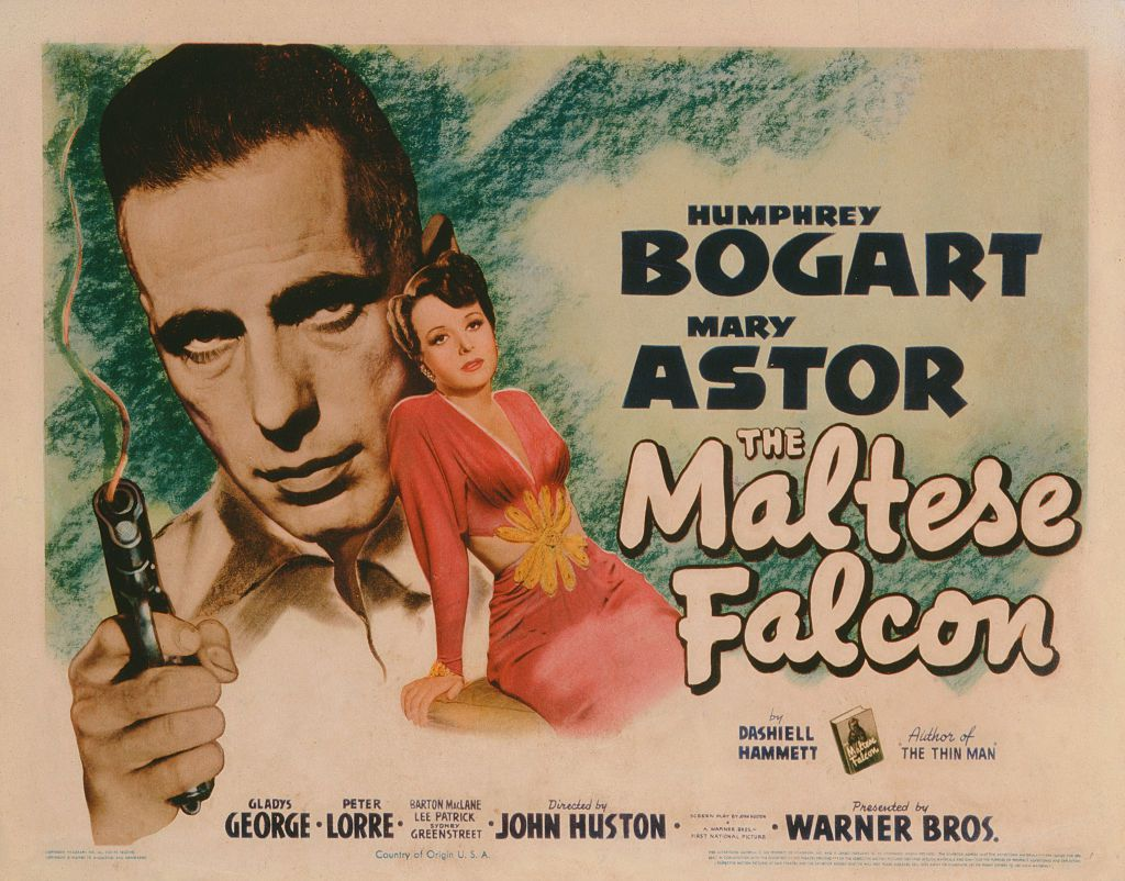 best black and white movies - the maltese falcon