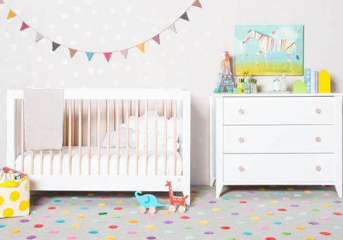 Jessica Alba Honest crib collection