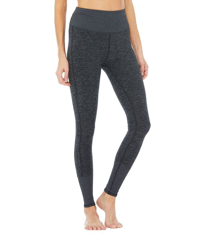 Alo High-Waist Lounge Leggings