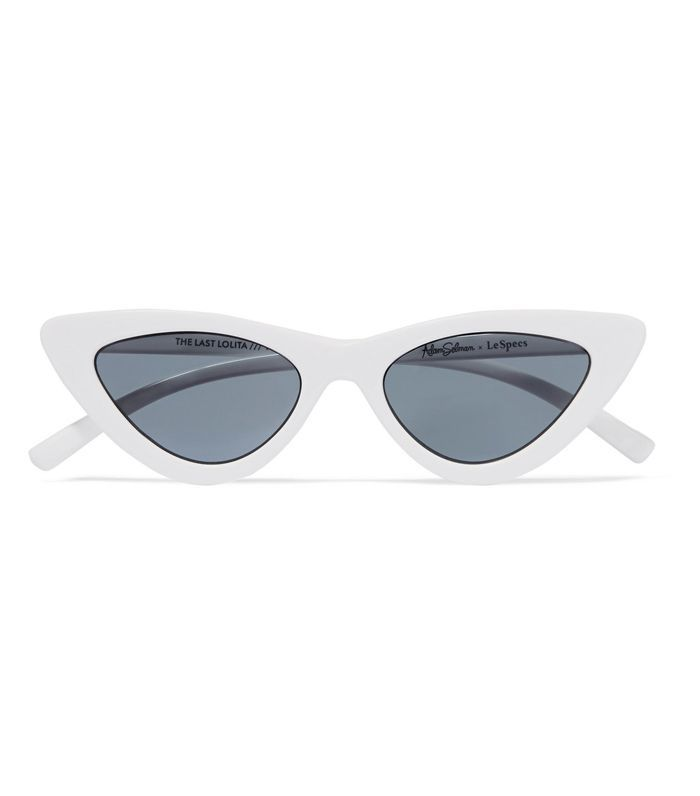 Adam Selman The Last Lolita Cat-Eye Acetate Sunglasses