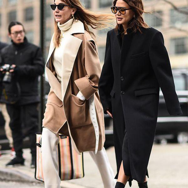 travel essentials—New York Fashion Week
