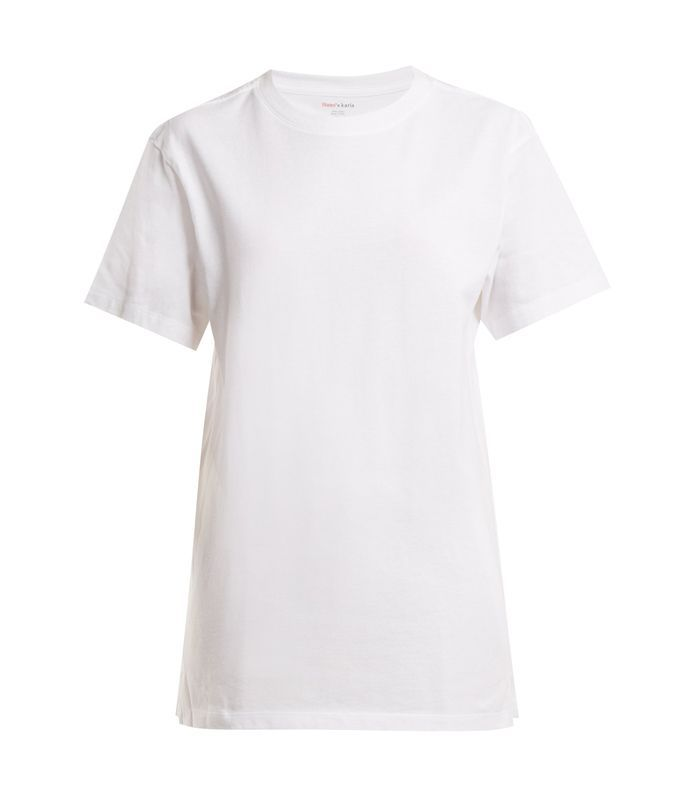 The Classic cotton-jersey T-shirt
