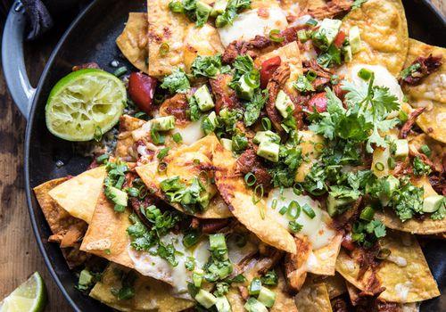 Nachos—Easy Appetizer Recipes