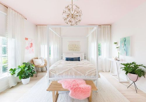 techo rosa