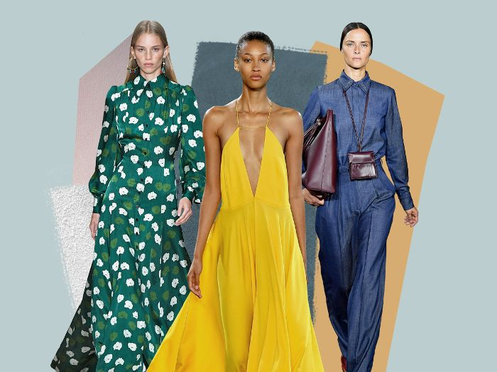 Fashion Week Color Trends Fall 2018