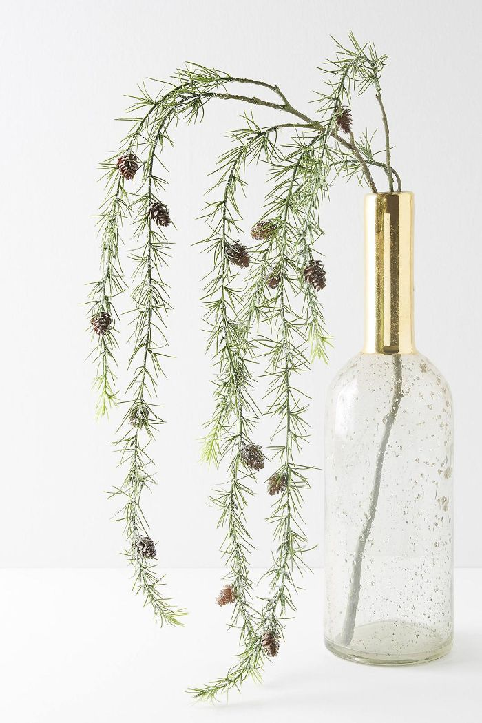 Glittering Hanging Pine Vine