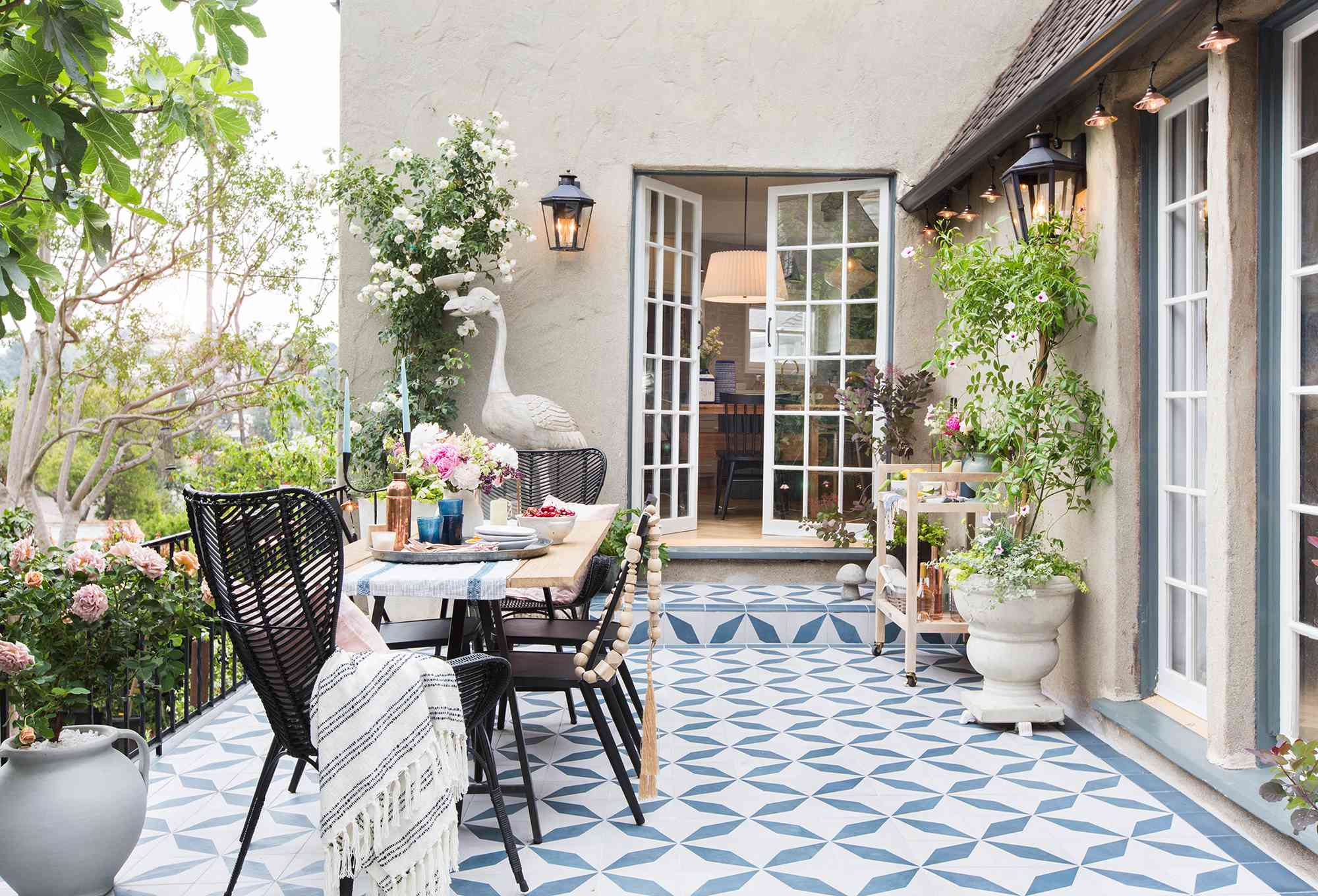 26 Patio Ideas That Will Have You Dining Al Fresco All Summer Long