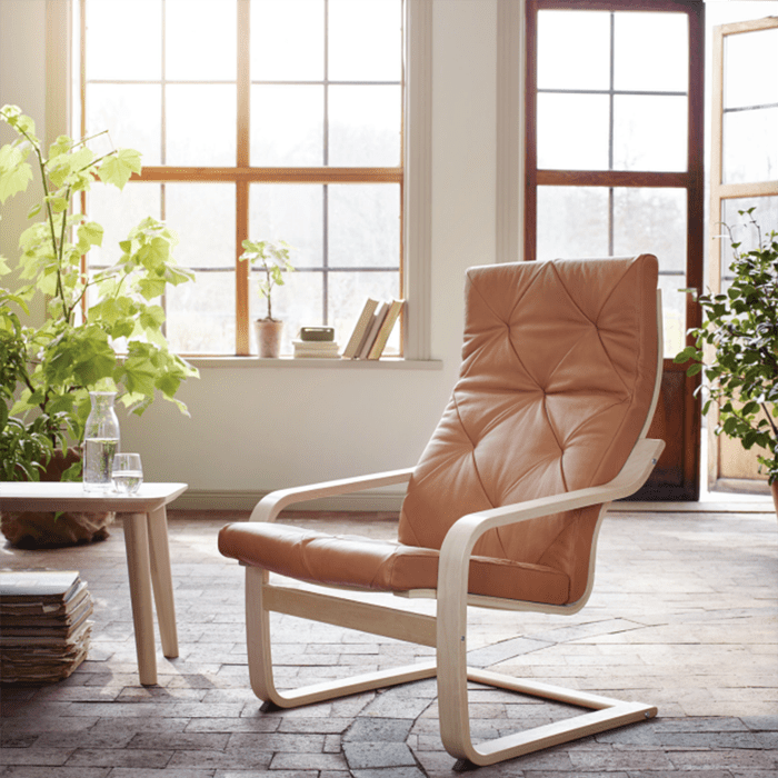 IKEA's Iconic Armchair Just Got a Makeover and It's Good