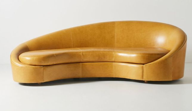 goleta leather sofa