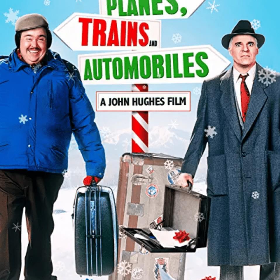 Aviones, trenes y automóviles