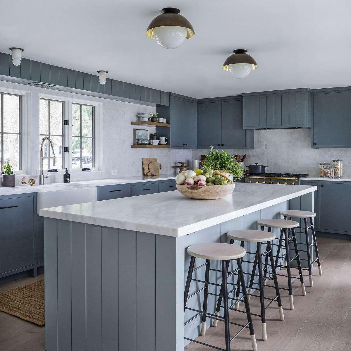 laminate floors in kitchen