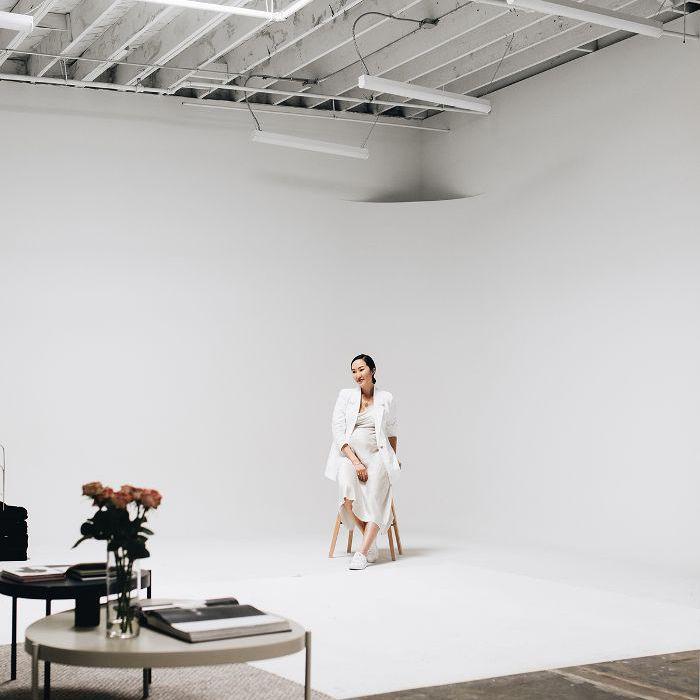Chriselle Lim photo studio