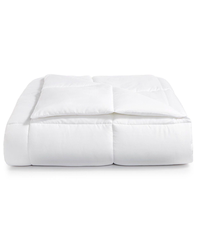 Reversible Down Alternative Comforter
