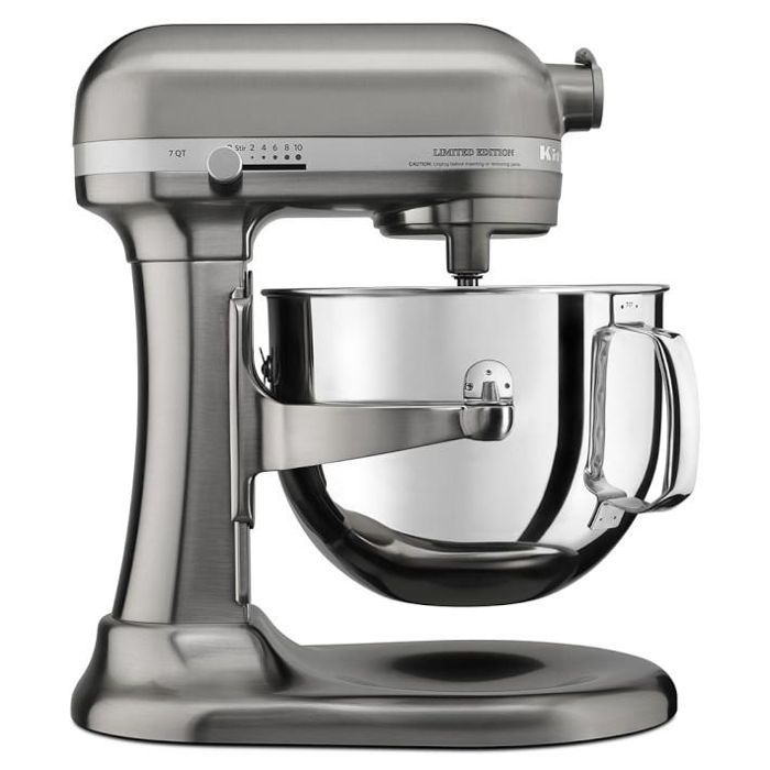 KitchenAid Pro Line Brushed Nickel Stand Mixer