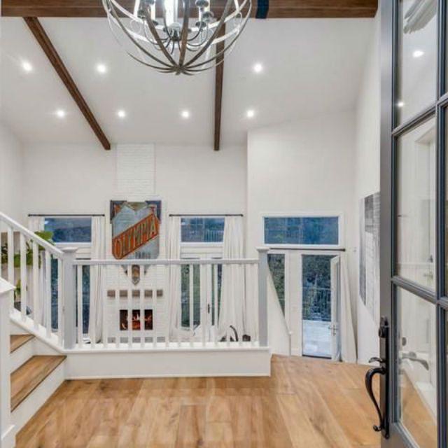 Lucy Hale Studio City Home