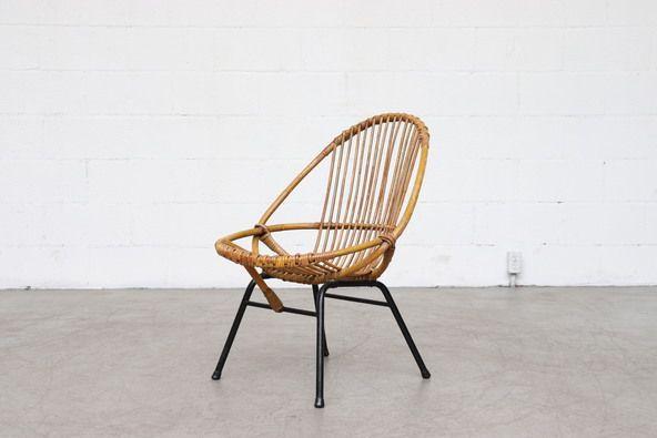 Rose Noordwolde Bamboo Hoop Chair