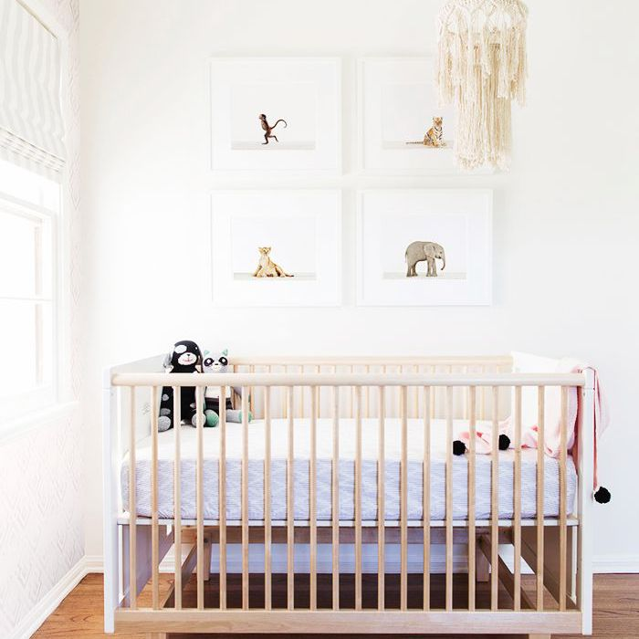 10 Gender Neutral Nursery Decorating Ideas: 7 Gender-Neutral Nursery Ideas You'll Love