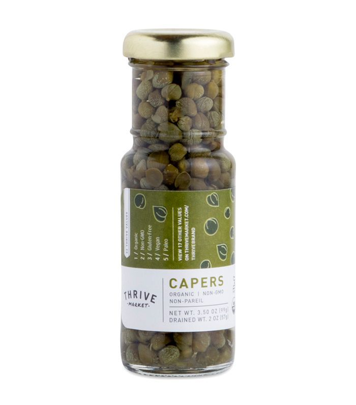 Thrive Market Organic Non-Pareil Capers