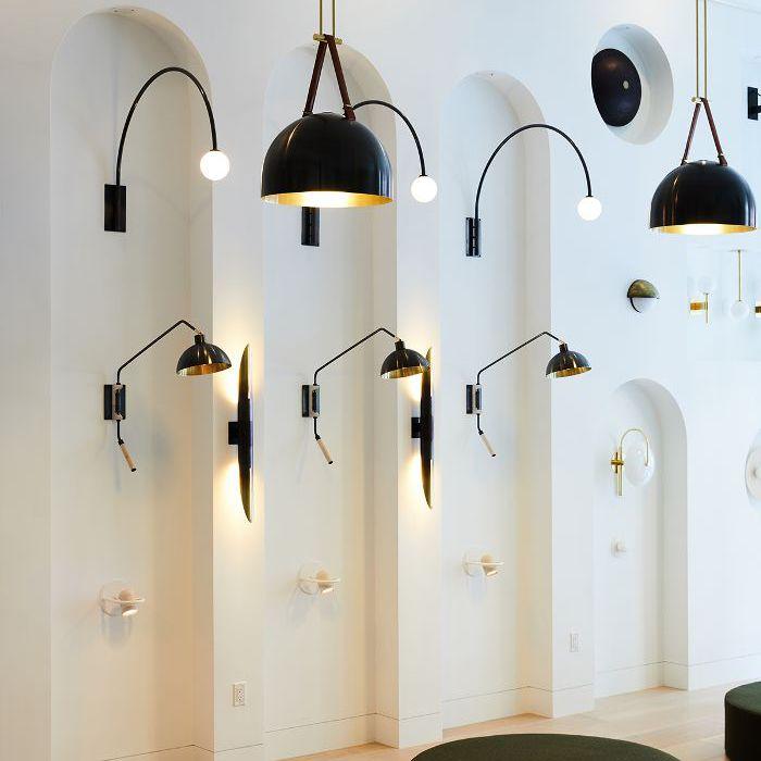 Allied Maker—statement lighting design
