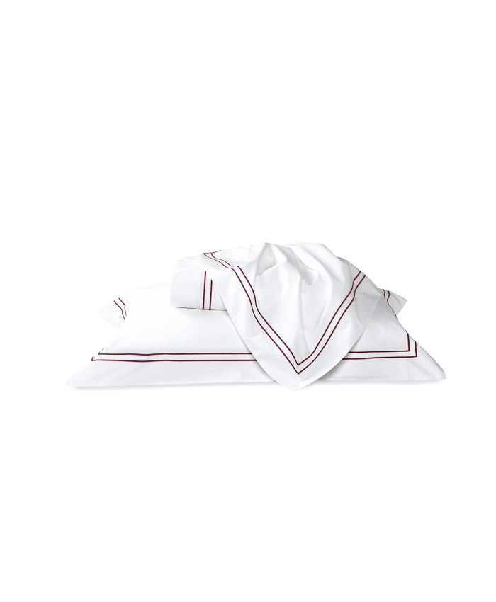 Williams Sonoma White Hotel Bedding