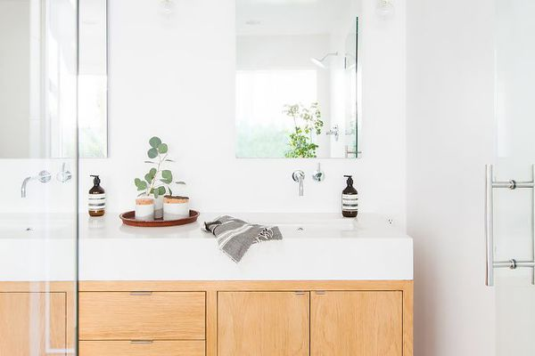 Bathroom Ideas — His and Her Sink