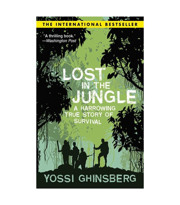 Lost in the Jungle best Adventure Books