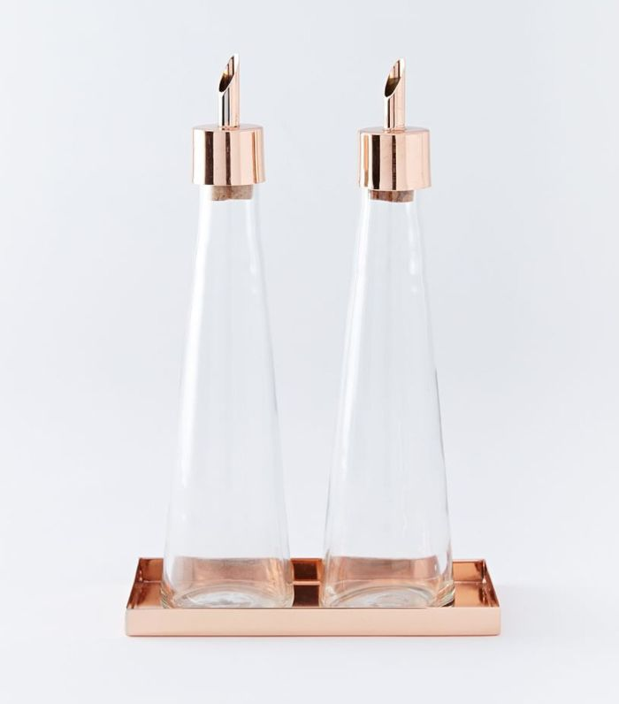 Copper Oil + Vinegar Set