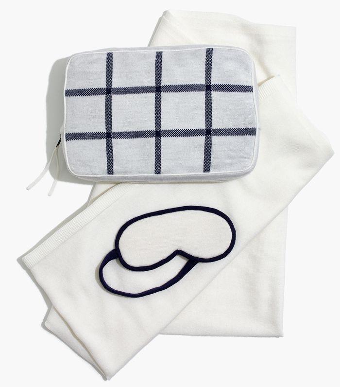 Madewell x Parachute Merino Vacation Kit