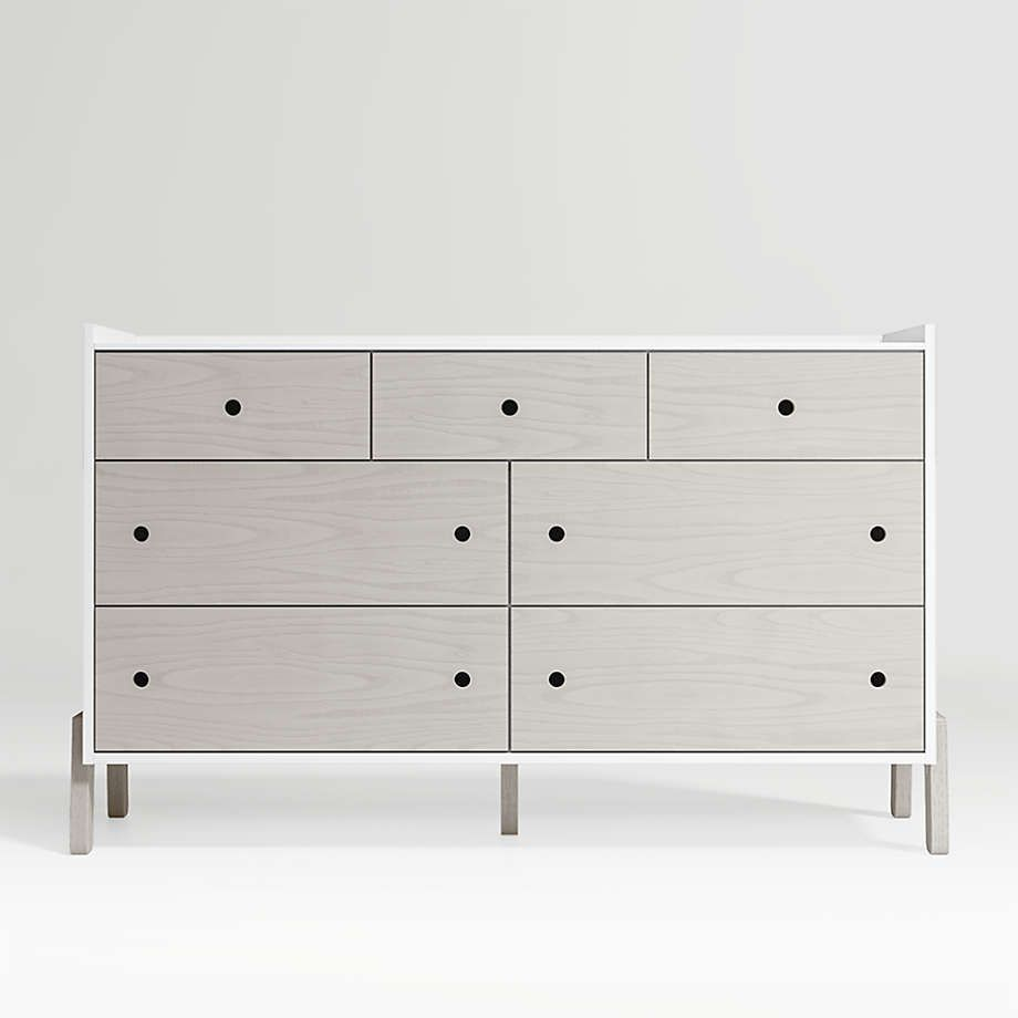Lamont Two-Tone Dresser