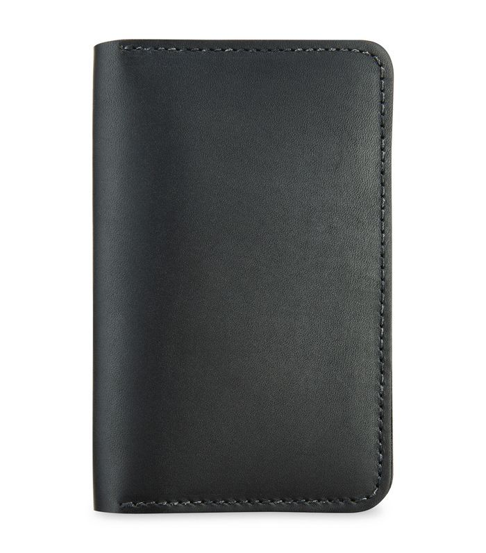 Leather Passport Wallet -