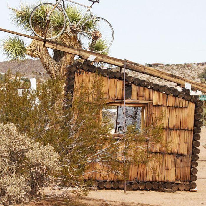Museo de arte al aire libre del desierto Noah Purifoy