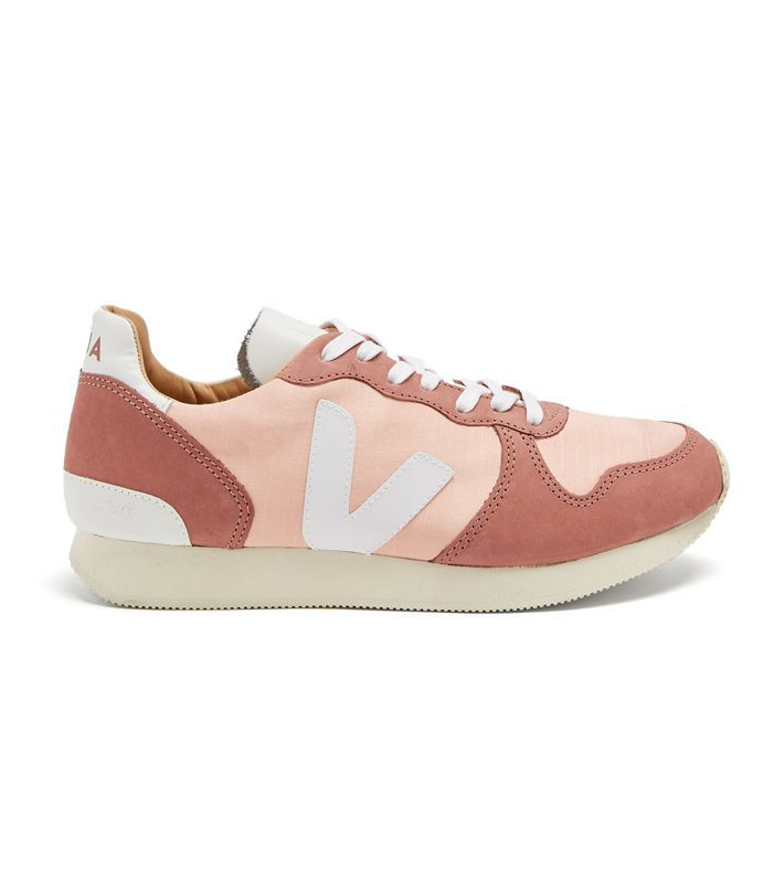 Holiday Bastille low-top trainers