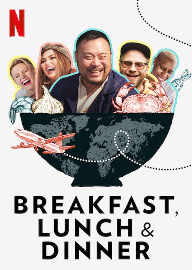 Breakfast, Lunch & Dinner poster
