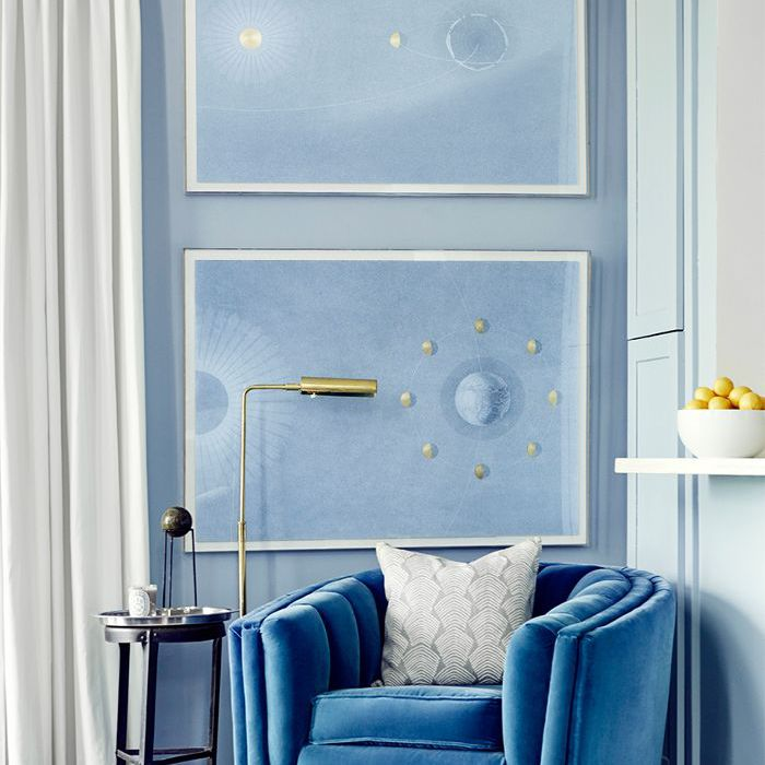 The Prettiest 8 Blue Paint Colors for Every Mood and Style