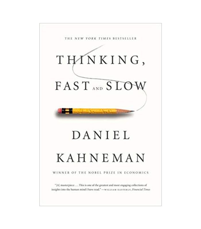 Daniel Kahneman Thinking, Fast and Slow
