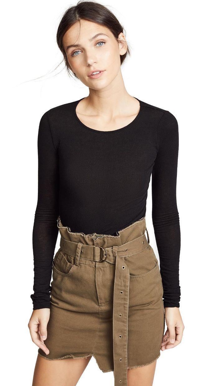 Cashmere Skin Sweater