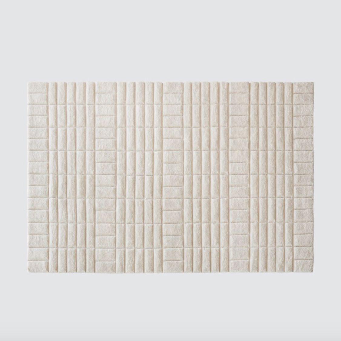 cream area rug