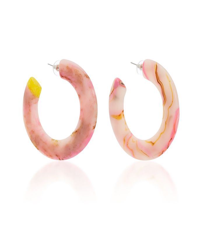 Kennedy Large Hoop Earrings