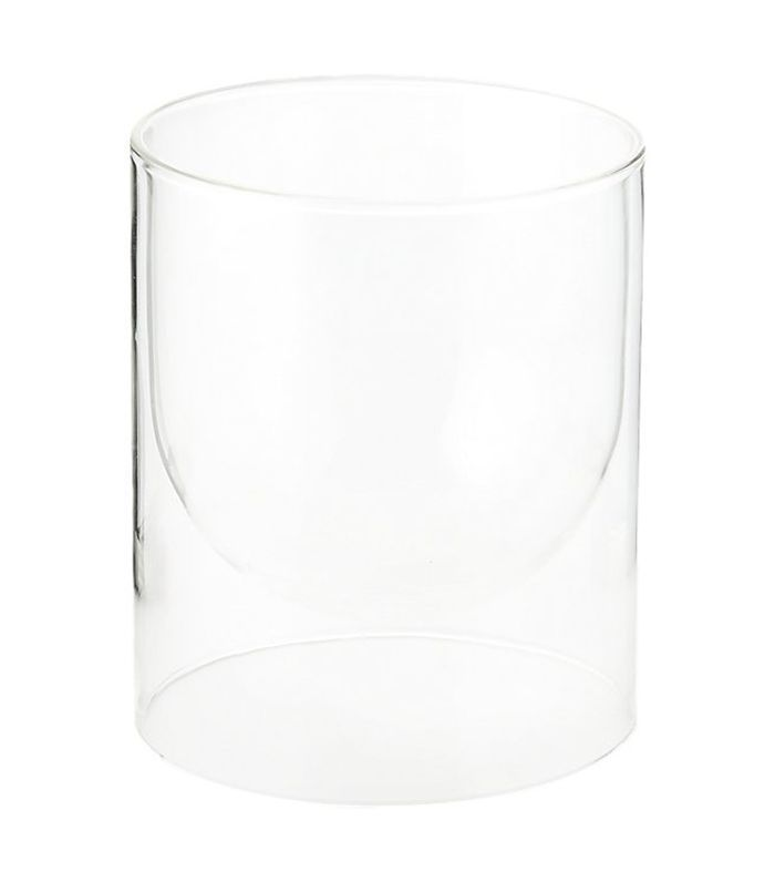 Double Wall Glass Vase
