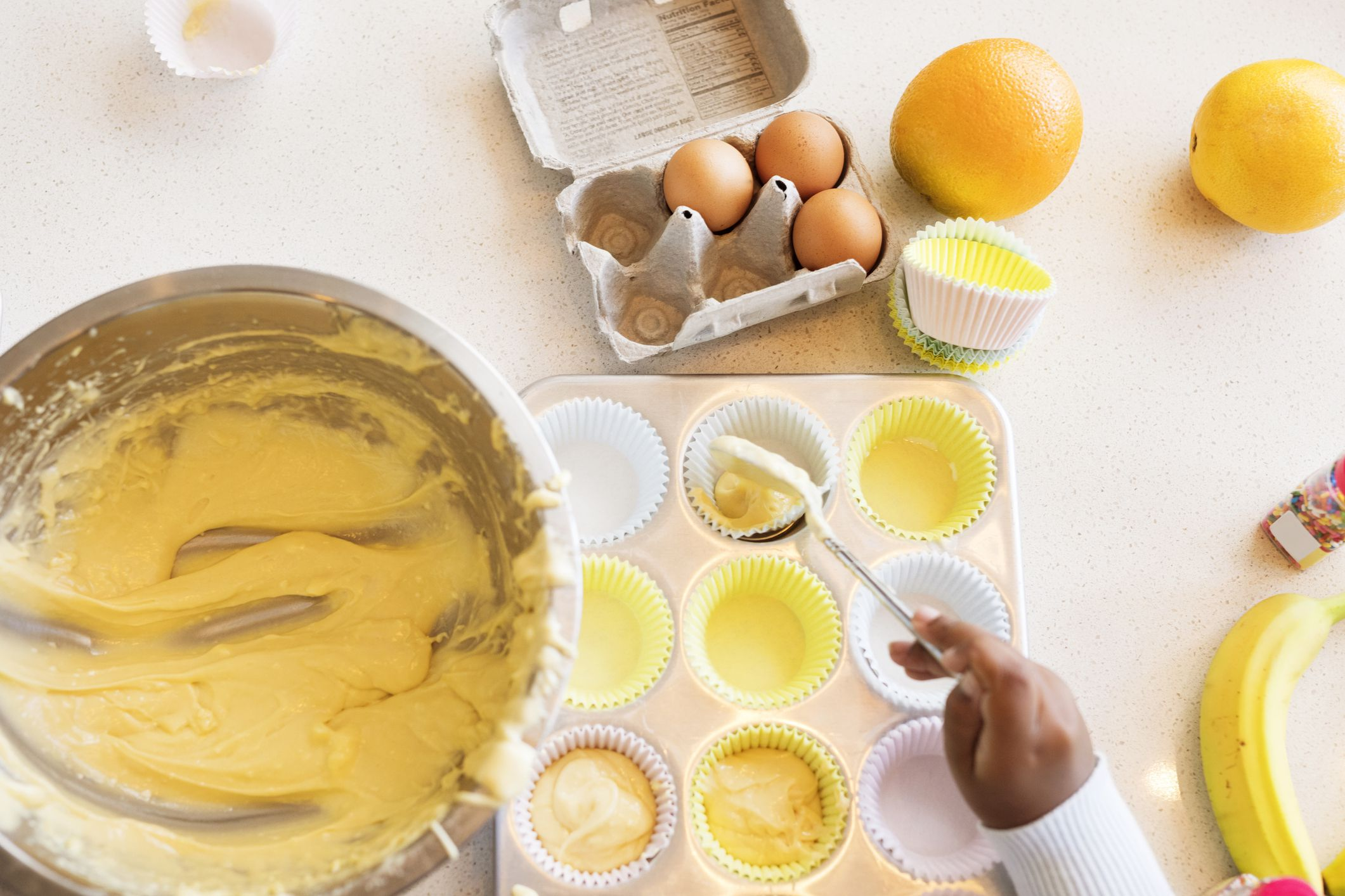 No Cake Flour at Home? Here's How to Make Your Own