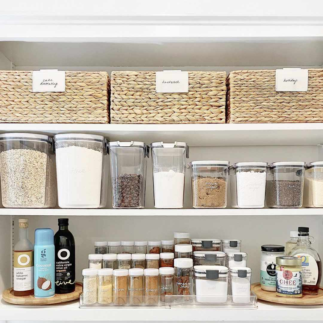 52 Smart Kitchen Organization Ideas That Actually Work