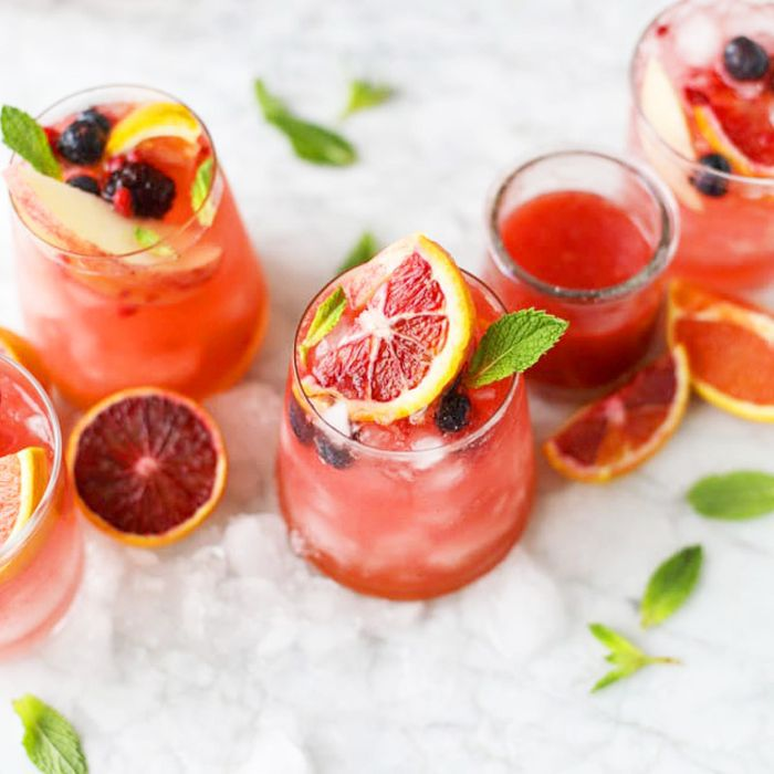 Grab Your Pitcher—These 11 Easy Sangria Recipes Need to Make the Rounds