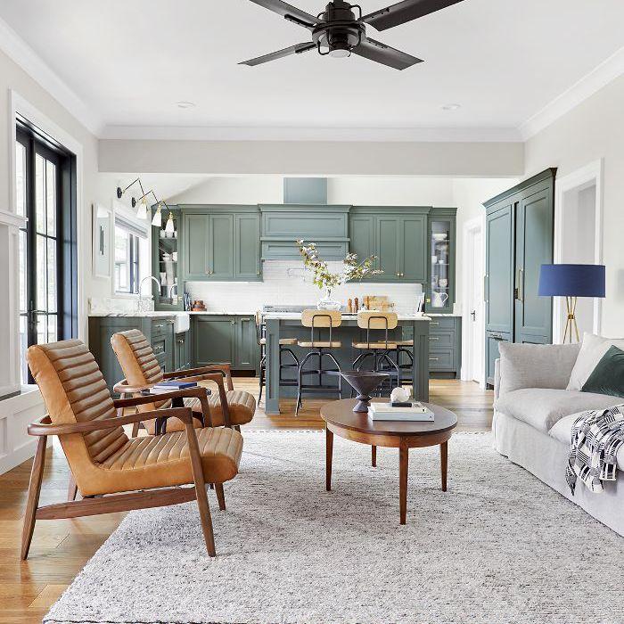 Emily Henderson—Living Room Makeover